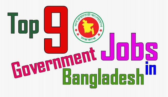 top 9 jobs in bangladesh