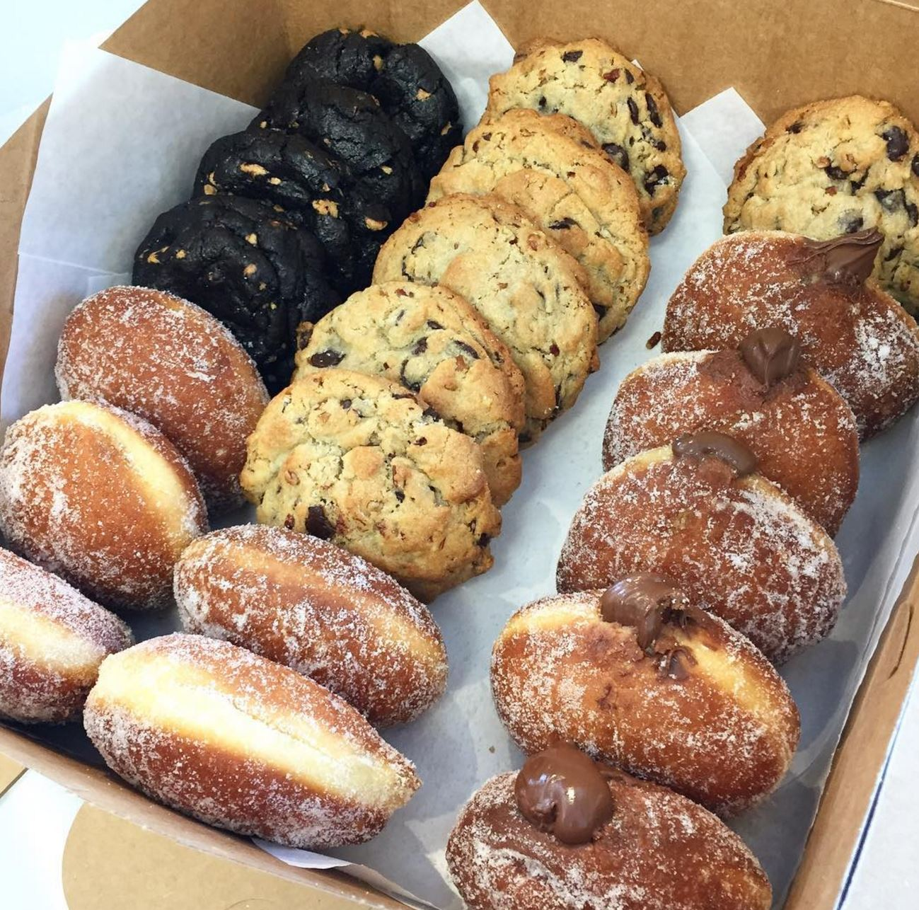 April 29 | Paderia Bakehouse in Fountain Valley Gives Out Free Malasadas