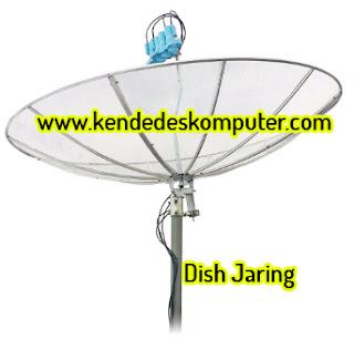 Dish jaring LNB C-Band
