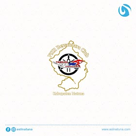 Desain Logo F1ZR Natuna