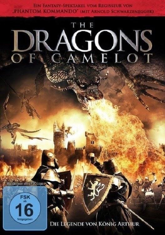 Dragon Of Camelot ศึกอัศวินถล่มมังกรเพลิง [HD][พากย์ไทย]