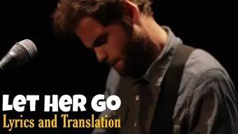 Lyrics Let Her Go - Lyrics With Hindi Translation | Passenger