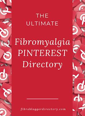 Fibromyalgia Pinterest Directory 2020