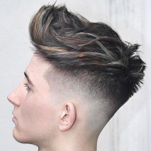 Terkini Fade Terkini Style Rambut Lelaki