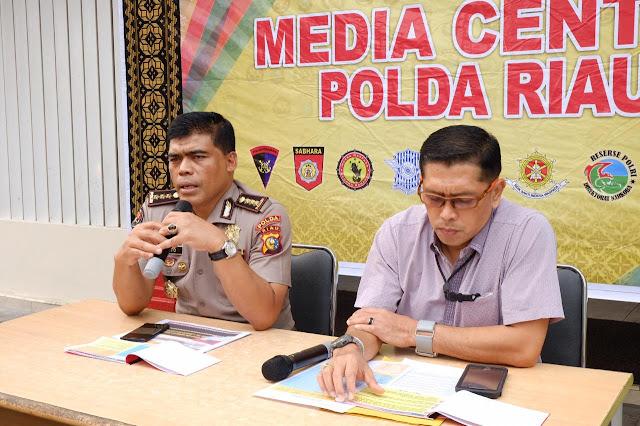 Polda Riau Tetapkan 47 Pelaku Pembakaran Hutan di Provinsi Riau