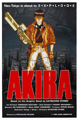 Póster película Akira