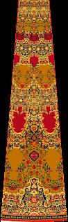 Traditional Print Lehenga Choli Textile Design 2744