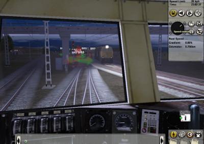 模擬火車2004(Trainz Railroad Simulator),很棒的擬真鐵道駕駛員!