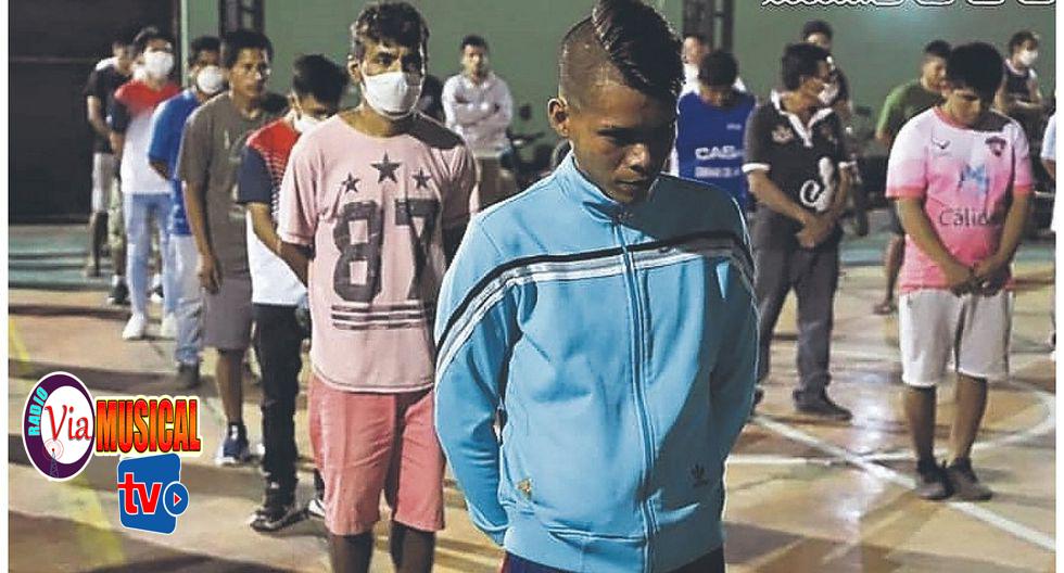 """La Libertad lidera ranking con más de 6 mil detenidos desde inicio del """"toque de queda"""""""
