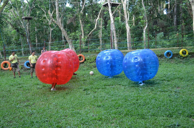 CHAP Bohol Adventure Curious Onion Body Ball