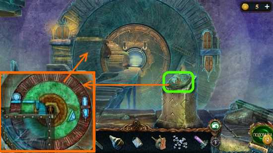 верно поставленная картинка в игре затерянные земли 3 проклятое золото