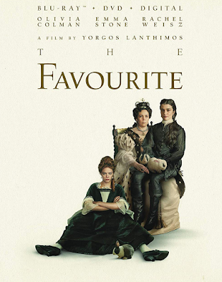 The Favourite [2018] [BD25] [Latino]