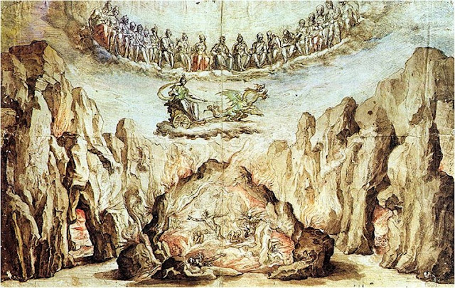 The Florentine Intermedi of 1589: Design by Bernado Buontalenti for the 4th Intermedio – a vision of Hell