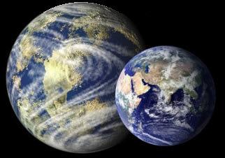 KOI 172.02, la supertierra ¿melliza de la Tierra?