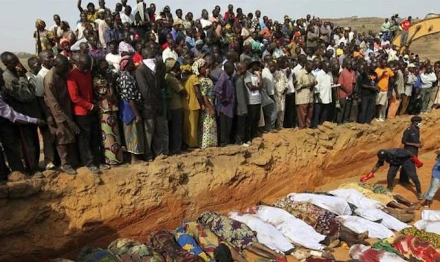 Radicais Fulani matam 33 e queimam 4 igrejas na Nigéria, após sequestro em escola cristã