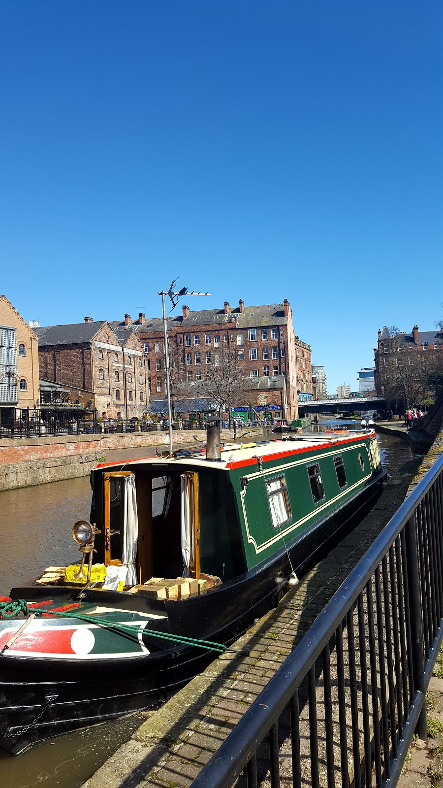 Nottingham Canal: My Sunday Photo.
