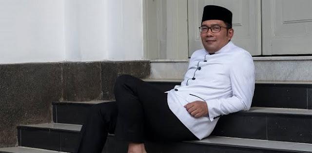 Banser Jabar: Ridwan Kamil Lebih Cocok Jadi Artis Dibanding Gubernur