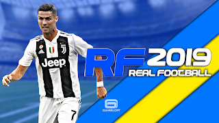 Real Football 2019 Android Offline 700 MB Best Graphics
