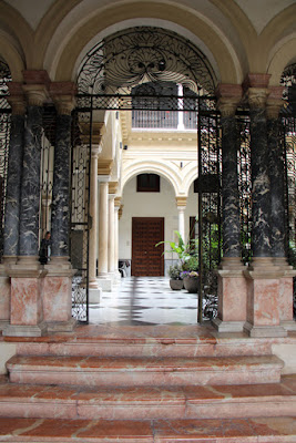 Hotel Palacio de Villapanés - Eingang