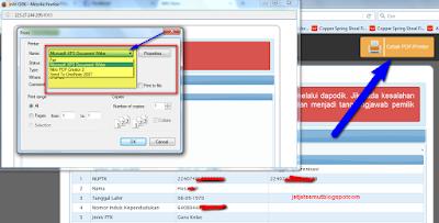 simpan pdf laman info gtk  cetak laman info guru