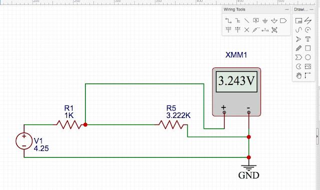 Next, I'll run my whole plan through a circuit simulator.