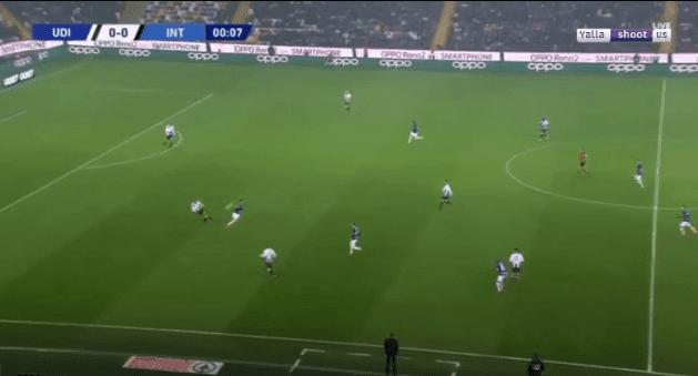 الان مشاهدة مباراة انتر ميلان وأودينيزي بث مباشر اليوم 02-02-2020 في الدوري الايطالي