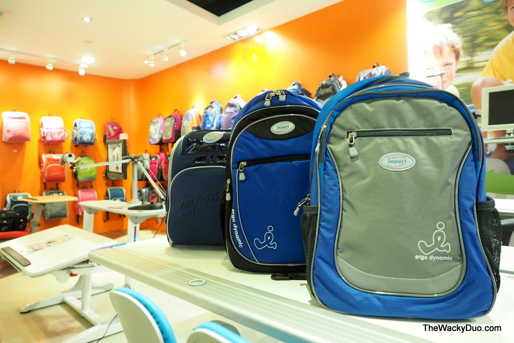 Choosing a School Bag For Primary One