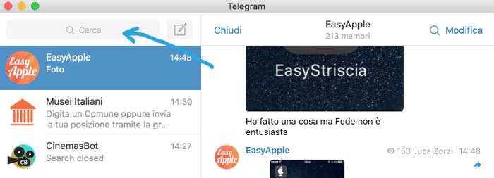 tutorial per installare bot su Telegram