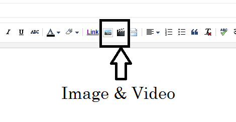 video and image