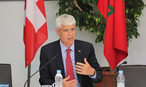 الذكرى المئوية للحضور الدبلوماسي السويسري بالمغرب تحتفي بالابتكار
