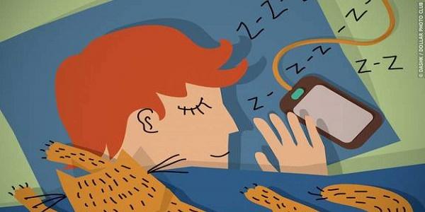 Το smartphone σας μπορεί να ευθύνεται για το διαταραγμένο ύπνο