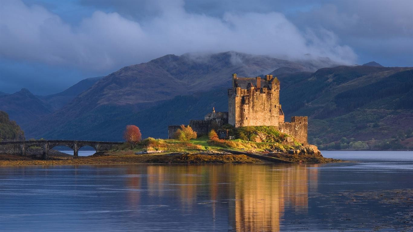 Eilean Donan Castle, Scotland [13 Pic] ~ Awesome Pictures