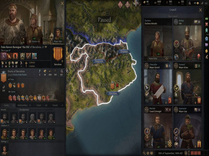 Download Crusader Kings III Free Full Game For PC