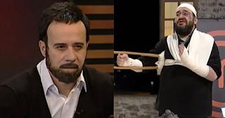 O Μητσικώστας ντύθηκε κριτής του Master Chef στην νέα του εκπομπή - BINTEO