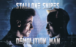 Curiosidades Demolition Man
