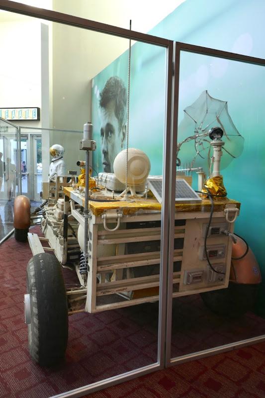 Ad Astra movie vehicle