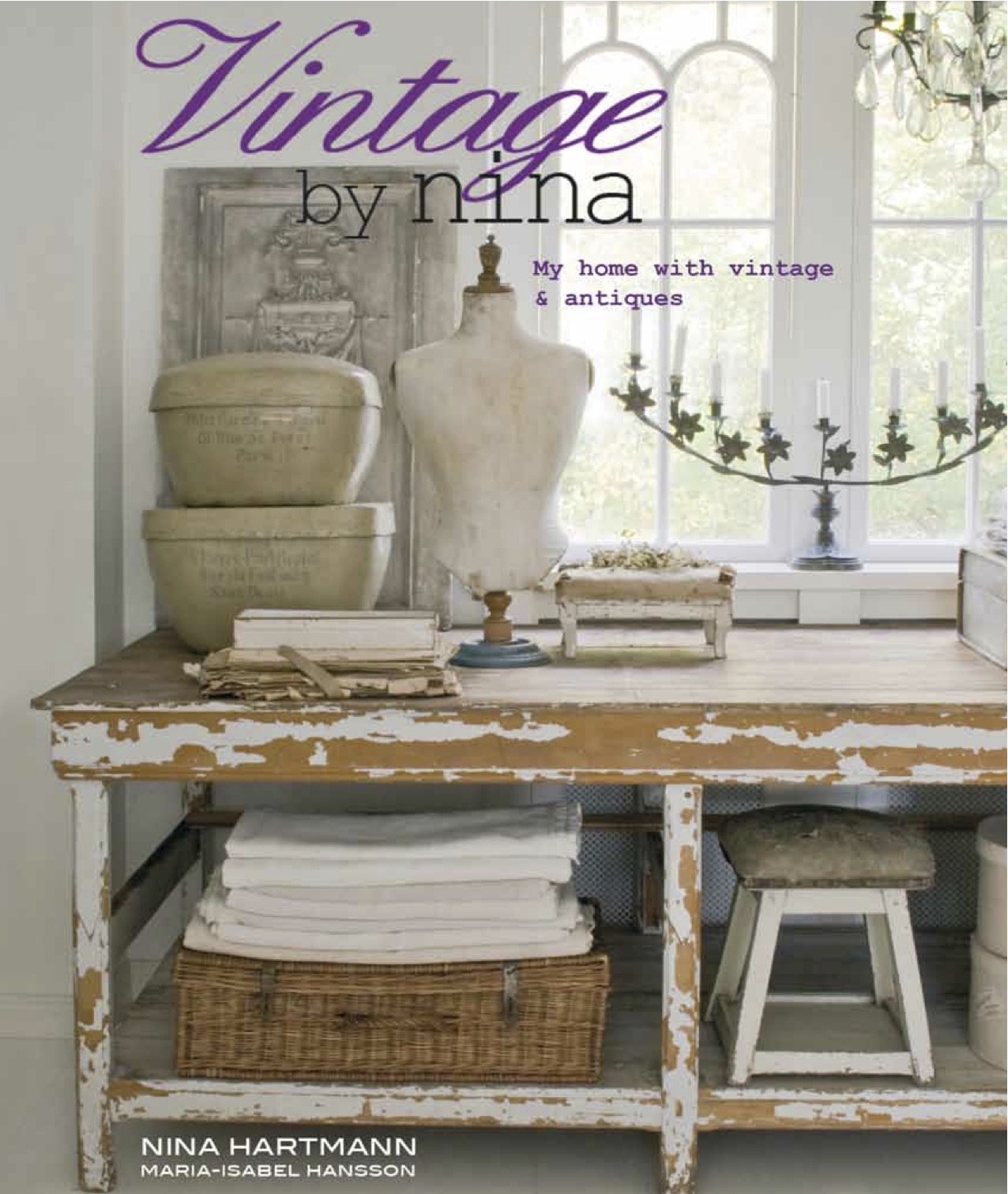 Vintage By Nina  Giveaway  FRENCH COUNTRY COTTAGE