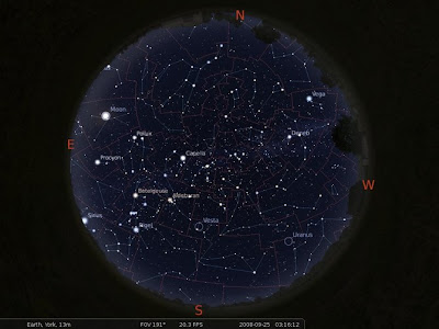 stellarium for linux