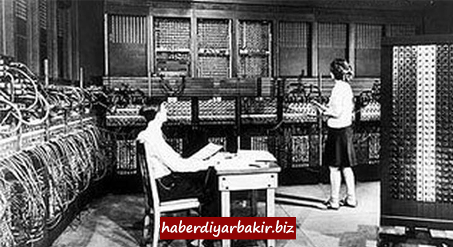 Bilgisayarın icadı tarihçesi