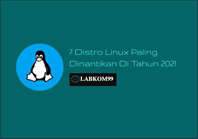 Labkom99.com memperkenalkan 7 Distro Linux Paling Dinantikan Pada Tahun 2021. Hampir semua Distro Linux yang dirilis ini merupakan rilis Distro Linux yang sangat dinantikan setiap tahun, namun tergantung pada preferensi Anda.