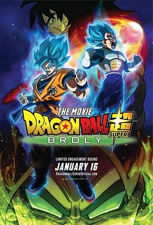 DRAGON BALL SUPER : BROLY 2018 ONLINE FREEZONE-PELISONLINE