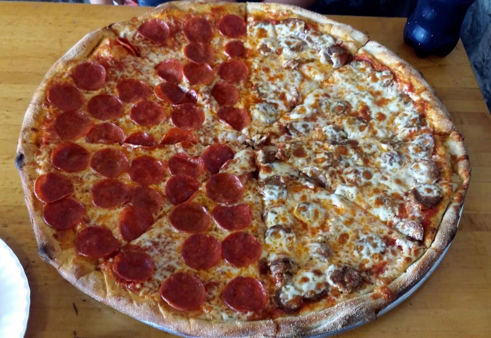 Pizza Quixote Review Rustica Philadelphia