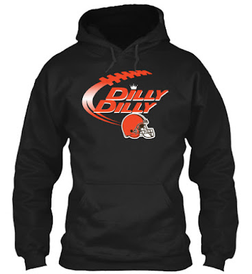Cleveland Browns Dilly Dilly T Shirt