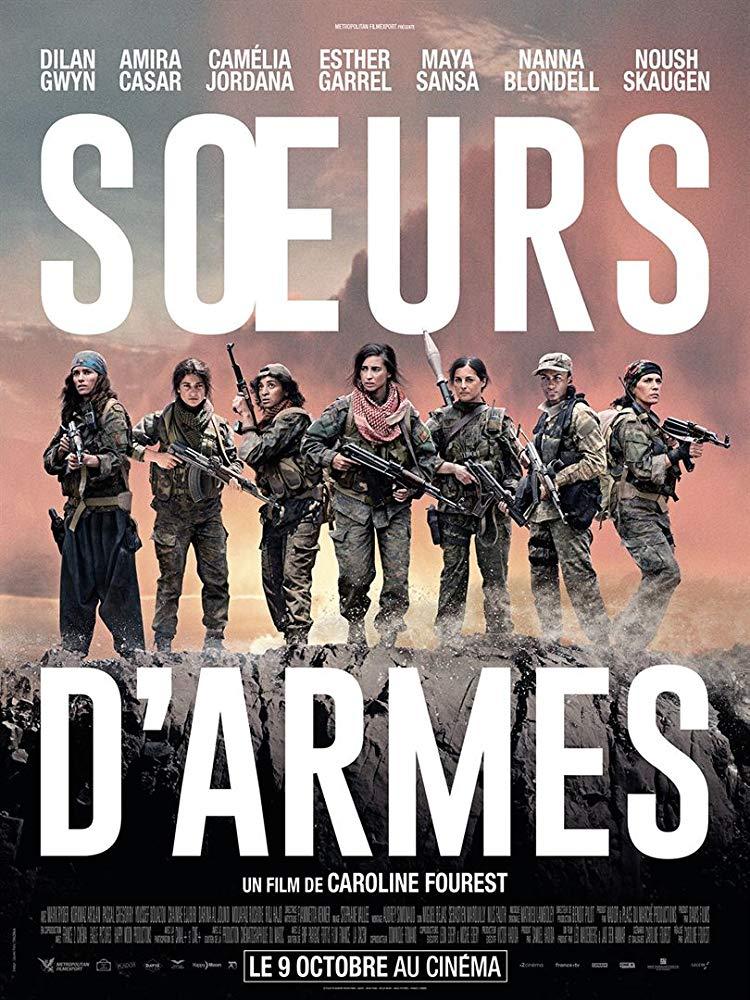 Biệt Đội Nữ Quân - Sisters In Arms