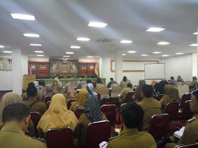 Pemprov Matangkan Persiapan Pekan Raya Lampung 2019