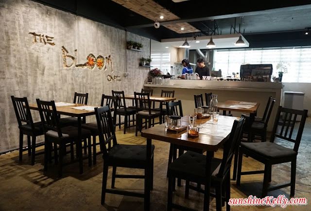 The Bloom, The Bloom Café, Bandar Puteri, Puchong, Cafe in Puchong,