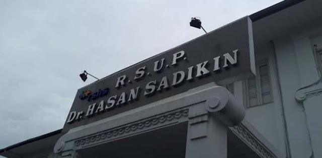 Seorang Dokter Positif Covid-19 Meninggal Di RSHS Bandung