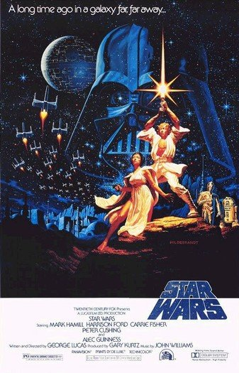 The Movie Log 16 09 2012 Star Wars Episode Iv A New Hope 1977