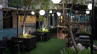 Hore Restoran Hotel Best Western Premier The Hive Cawang kini di buka kembali
