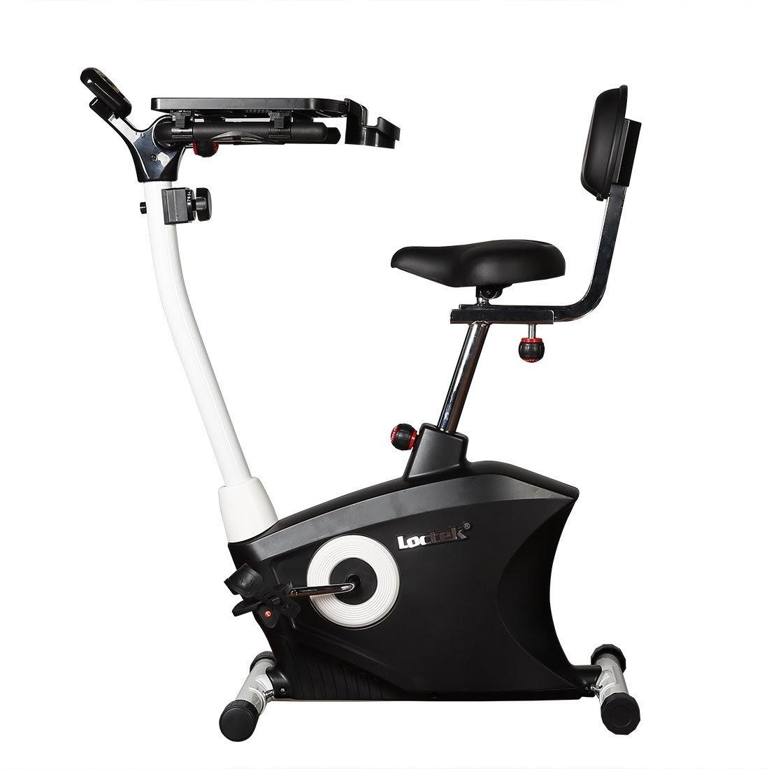 Exercise Bike Zone Loctek Exercise Bike Desk Fitleader